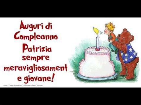 lettere xi 18 anni happy birthday patrizia buon compleanno patrizia