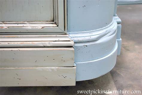 how to glaze furniture take 2 sweet pickins furniture