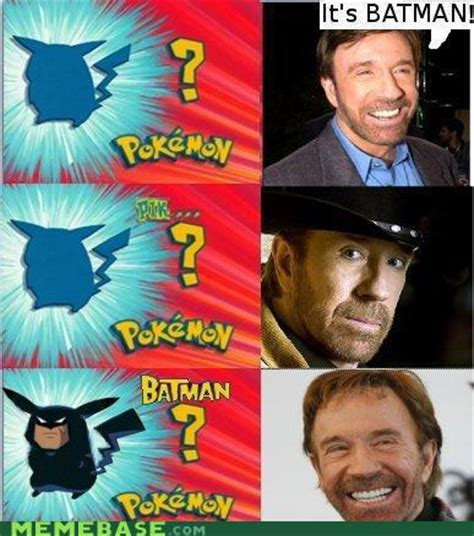 Chuck Norris Pokemon Memes - image 148690 who s that pok 233 mon know your meme