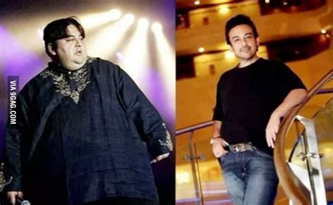 weight loss 9gag indian singer adnan sami before and after weight loss by