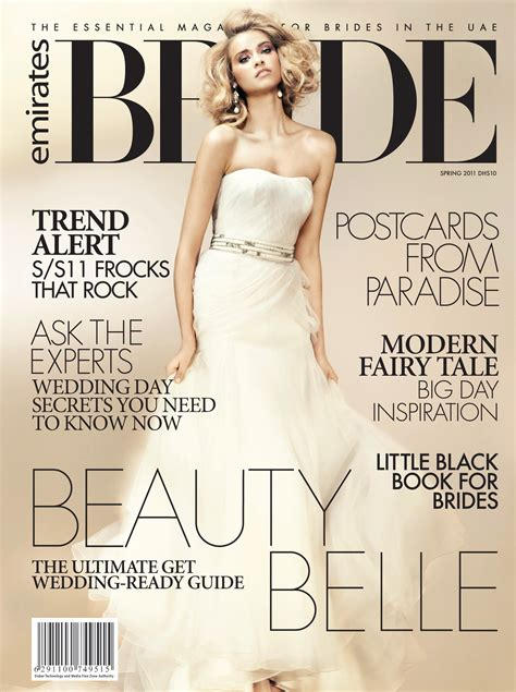 Bridal Magazines by A Boy Locked In Lace