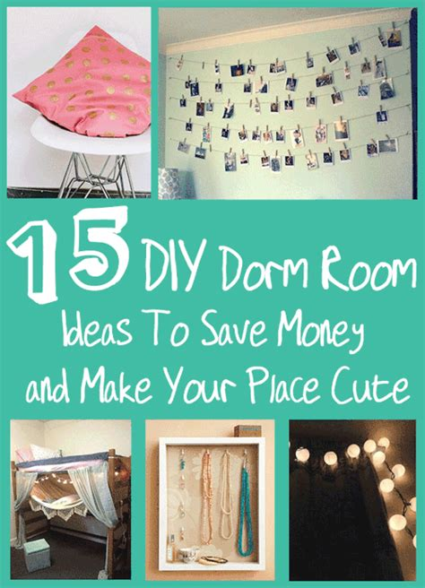 tumblr bedroom ideas diy 15 diy dorm room ideas to save money and make your place cute