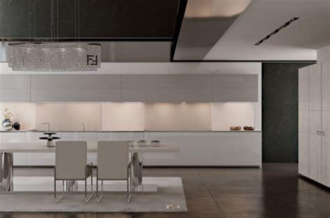 New luxury kitchens by Fendi Casa Ambiente Cucina