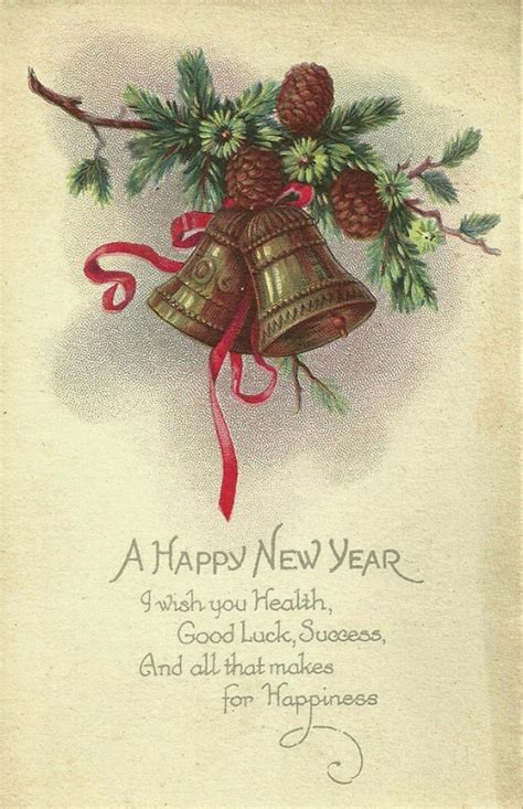 a happy new year 1924 vintage greeting card zazzle a collection of 30 lovely vintage new year cards vintage