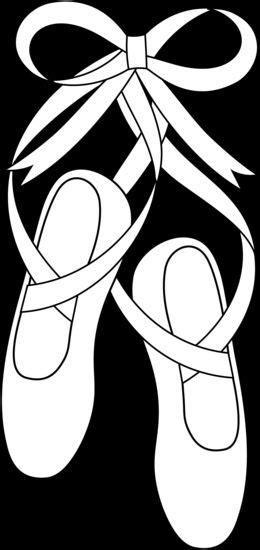 coloring pages ballerina shoes ballet shoes coloring page awesome applique x pinterest