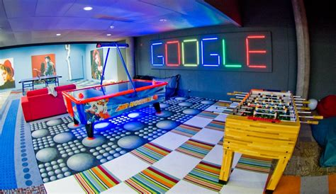 google room design 5 companies with the best corporate culture