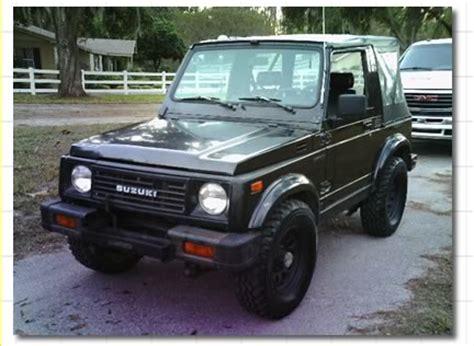 Suzuki Conversions Repower Your Suzuki Samurai With A V6 Or V8 Engine