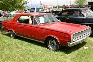 Dodge Dart 1966 1966 Dodge Dart Gt