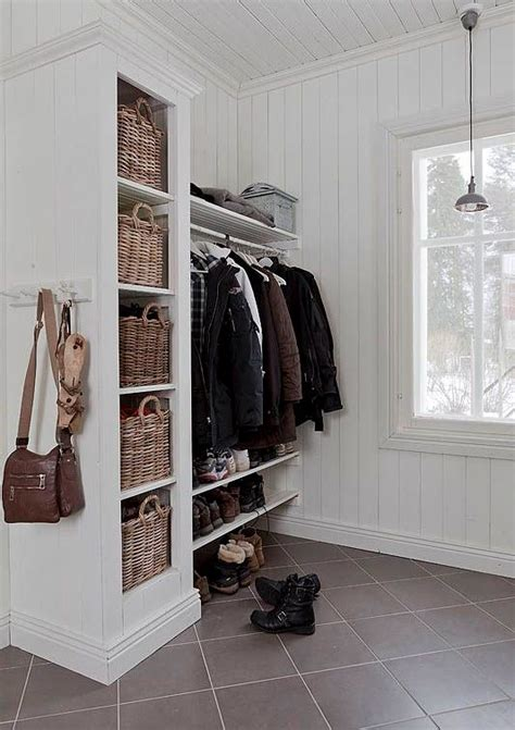 mudroom shelves picture of open shelving could work in the mudroom too