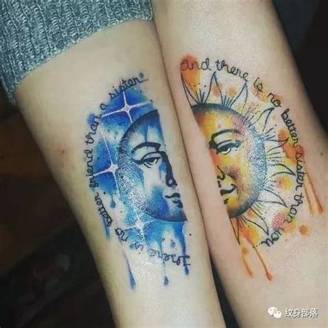 day and night tattoo 29 sibling tattoos to emphasize this unbreakable bond ritely