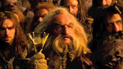hobbit film goblin king the hobbit auj extended bofur lies to goblin king youtube