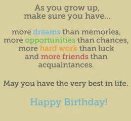 Quotes For 21st Birthday Boy Boys Birthday Quotes For A Teenager Birthday Poems For