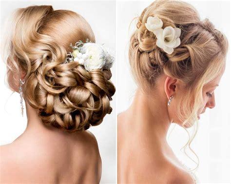 fiori per acconciature sposa acconciature sposa capelli raccolti foto e look piu belli