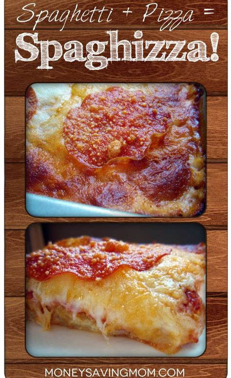 creative pizza names spaghizza this budget friendly freezable recipe is a