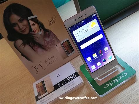 For Oppo F1 Selfie Expert oppo f1 selfie expert phone launched priced at p11990 swirlingovercoffee