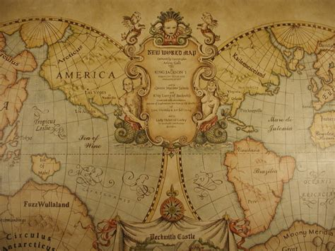 Hemispheres Home Decor old world map mural
