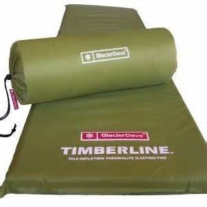 glacierdave timberline thermalite self inflating