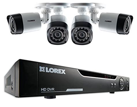 Visilink Analog Cctv 4 In 1 Eyeball Kpd 140m lorex lhv10041tc4 4 channel connect cameras best sellers electronic