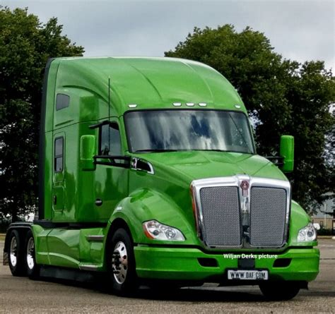 Kenworth T770 Paccar Daf Eindhoven The Netherlands