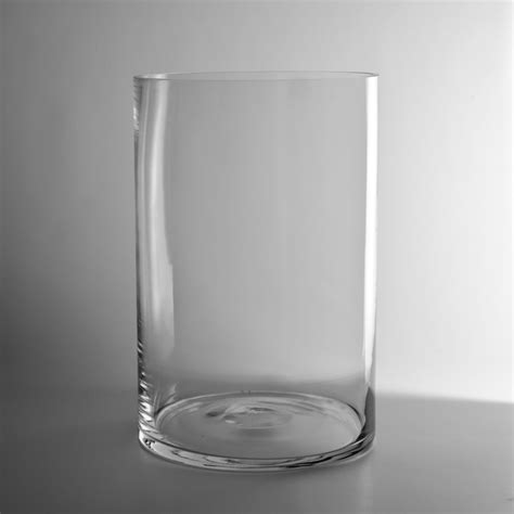vases design ideas classic cylinder glass vases glass