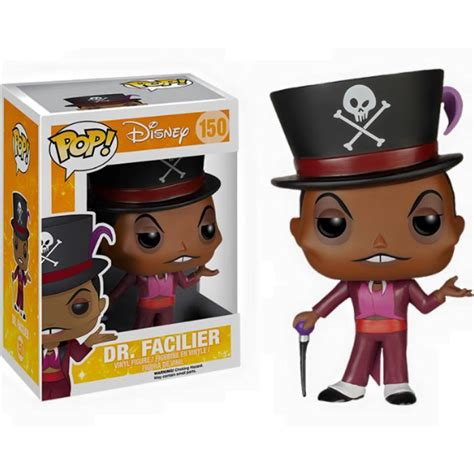 Funko Pop Disney Zero With Bone Set Box Lunch Exclusive funko pop disney princess the frog dr facilier 150 new in box vaulted 5088 ebay