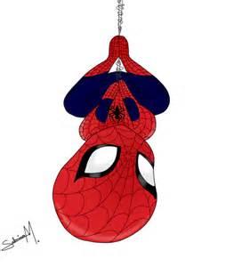 chibi spiderman ninammm1 deviantart