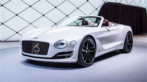 bentley exp 12 the bentley exp 12 speed 6e just made electric cars