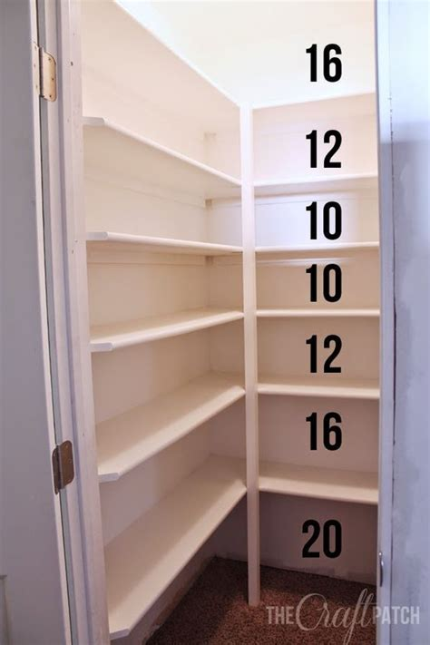 Walk In Pantry Shelving by Best 25 Walk In Pantry Ideas On Pantry