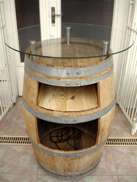 siege tonneau deco jardin recup tonneau bois accueil design et mobilier