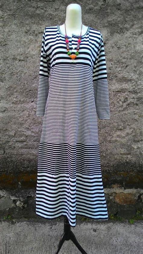 Gamis Murah Putih Wanita Muslim 80720 gamis syar i baju wanita