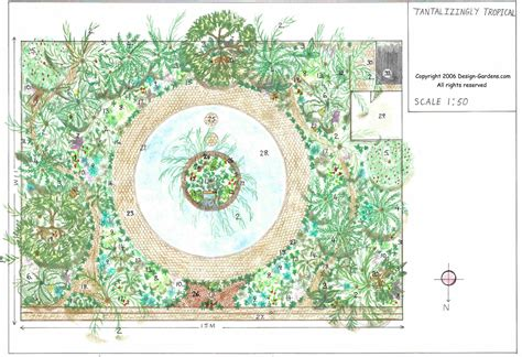 free landscape design layout free garden design plans native home garden design