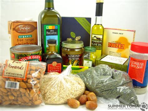 Health Food Cupboard How To Get Started Healthy Stock Your Pantry