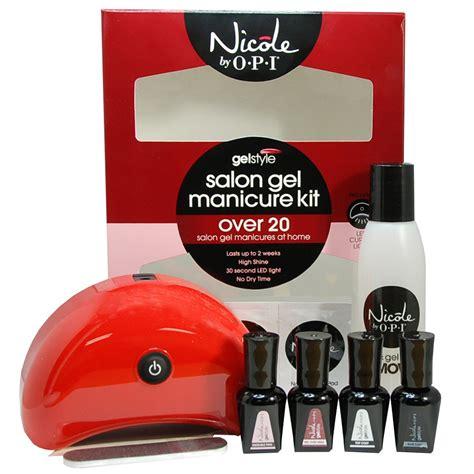 opi led nail l opi gel nail kit with led light nail ftempo