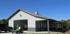 metal garages with living quarters bob w 30 x 60 x