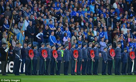 epl volunteer premier league clubs offer free tickets for troops for the