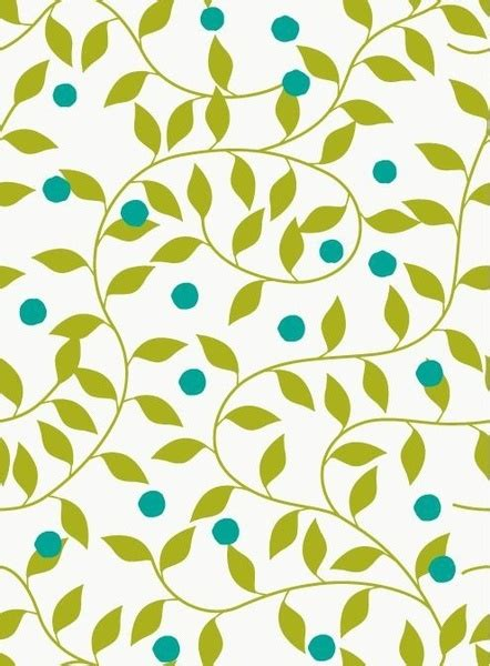 floral seamless pattern vector seamless green floral pattern vector background free