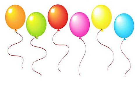 imagenes de happy birthday con globos globos descargar vectores gratis