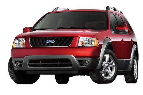 freestyle ford 2007 ford freestyle reviews specs and prices cars