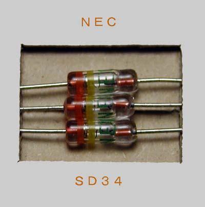 germanium transistor as diode germanium transistor as clipping diode 28 images 1n34 germanium diode for radio 1n34a 6