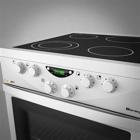 kitchen appliance electric stove 3d model cgtrader com electric stove gorenje 3d model max obj 3ds fbx cgtrader com