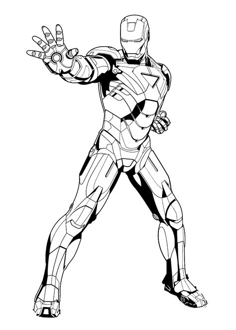 black iron man coloring pages iron man stop coloring pages for kids printable free