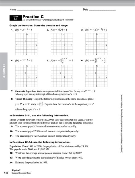 Chapter 11 Section Quiz Holt Geometry by Holt Mcdougal Algebra 1 Chapter 2 Test Answers Iding