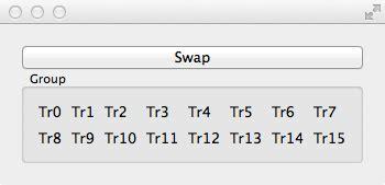 qt layout hide qt can you hide a qgroupbox frame but preserve it s