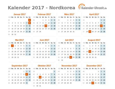 Kalender 2017 Vatertag Feiertage 2017 Nordkorea Kalender 220 Bersicht
