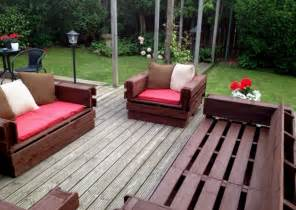 Porch Furniture Ideas by Diy Patio Furniture Made From Pallets
