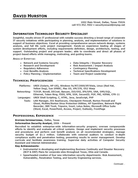 writing tips it professional resume 2016 2017 resume 2016