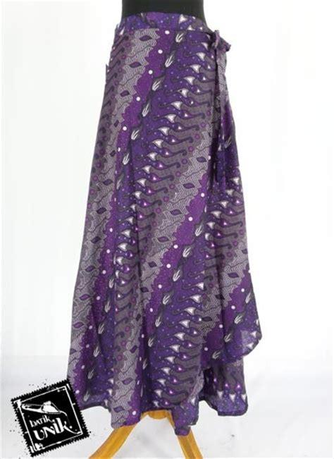 Rok Lilit Murah Batik rok batik lilit panjang motif parang pancing bawahan rok murah batikunik