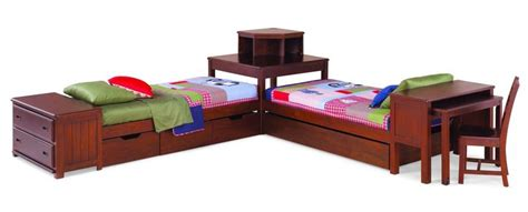 kids corner beds corner twin beds twin l shaped bed with corner unit dream house kids rooms
