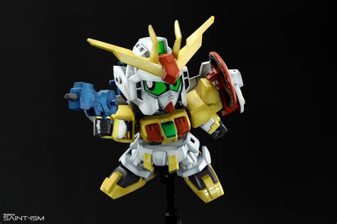 Winning Gundam sd winning gundam ism gaming gunpla digital