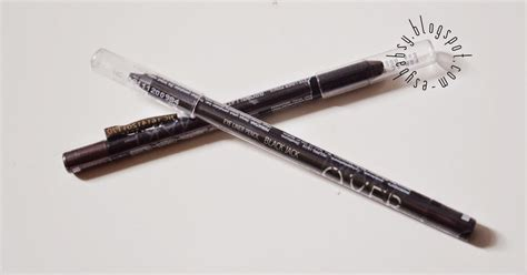 Harga Make Pencil Liner esy review make eye liner pencil brown